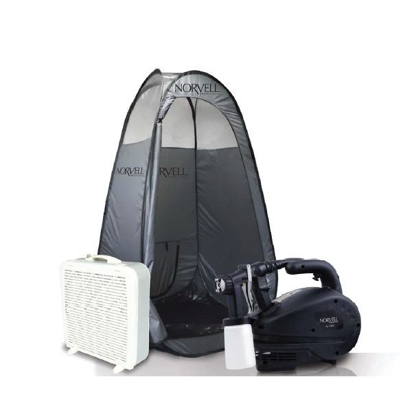 Norvell Salon Mobile Spray Kit