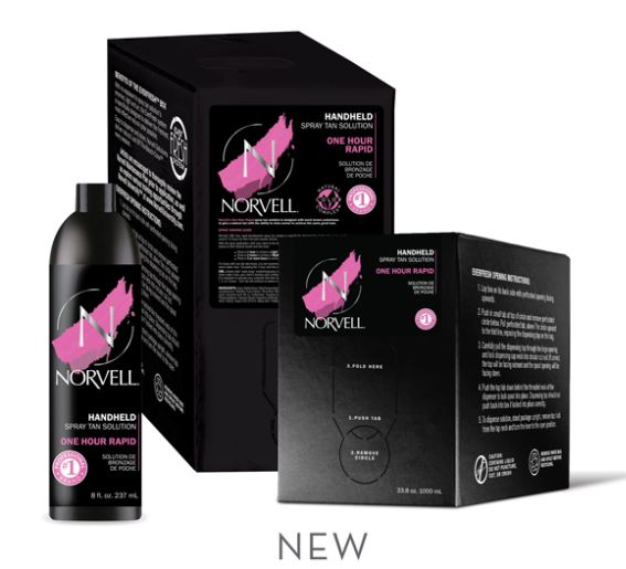 NEW Norvell One Hour Rapid One™ Sunless Solution